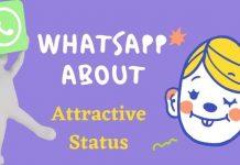 Whatsapp About me Kya Likhe